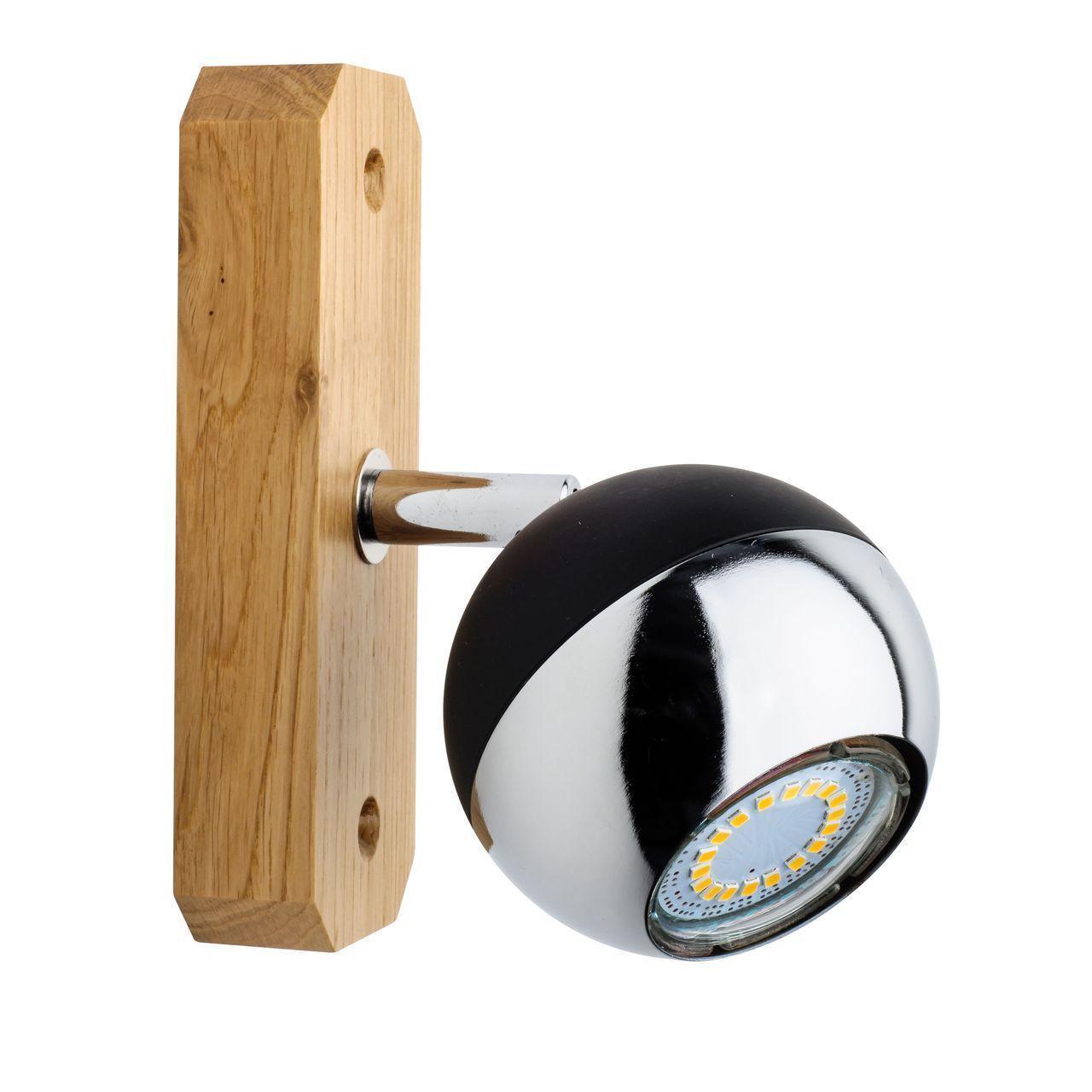Светодиодный спот Spot Light Bianca Wood 2514174
