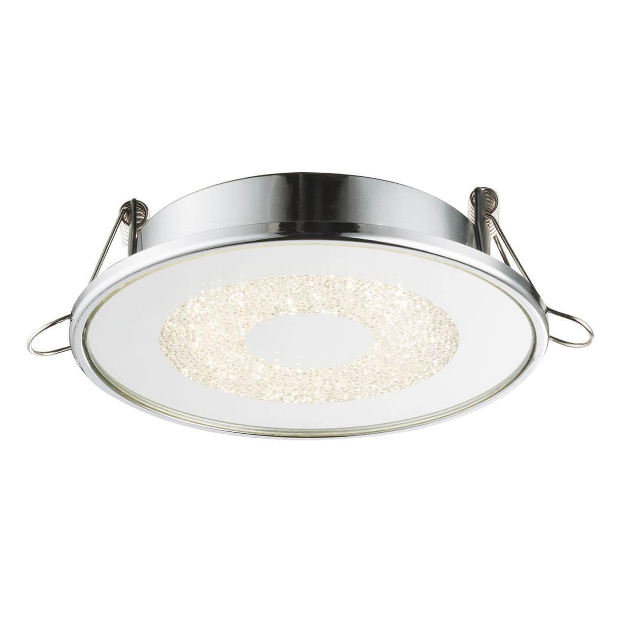 Встраиваемый светодиодный светильник Globo Manda 12006