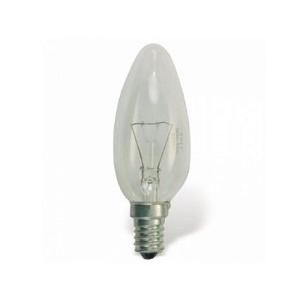 Лампа накаливания E14 40W 2700K прозрачная 4008321788641
