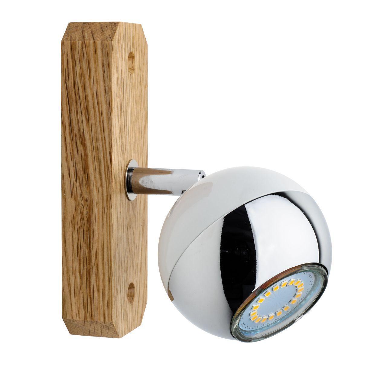 Светодиодный спот Spot Light Bianca Wood 2512174