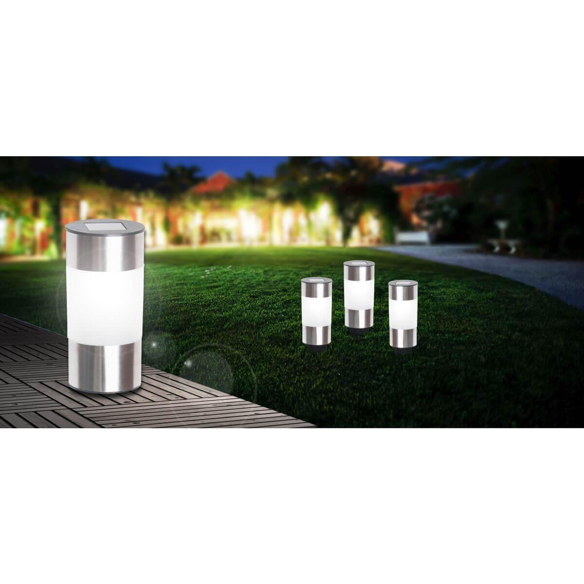 Светильник на солнечных батареях Globo 33254-3