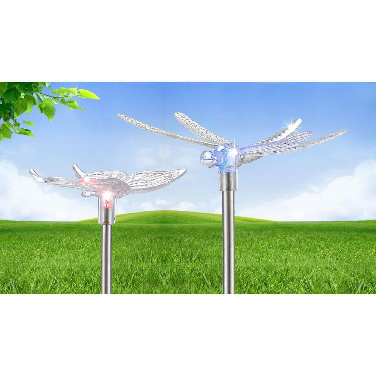 Светильник на солнечных батареях Globo Solar 33949-4