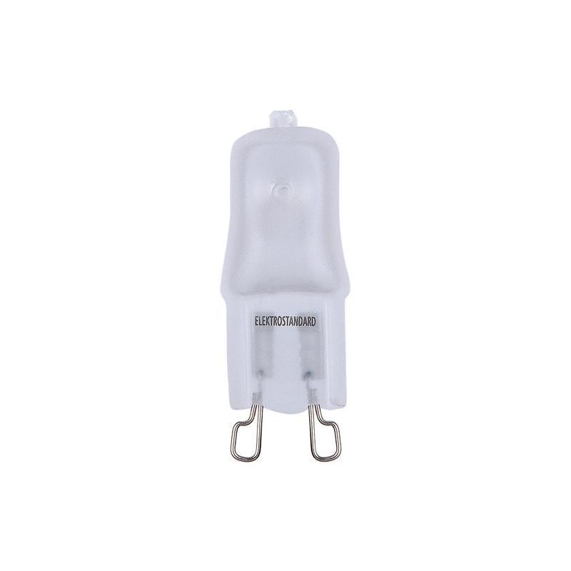 Лампа галогенная G9 75W 3000К колба матовая a025649