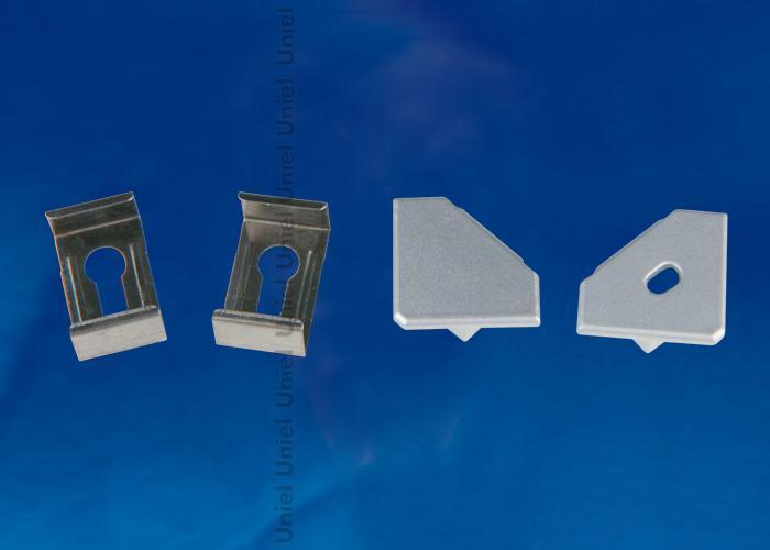Набор аксессуаров (UL-00000624) Uniel UFE-N04 Silver