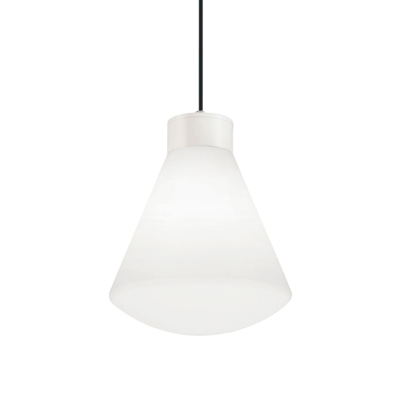 Уличный подвесной светильник Ideal Lux Ouverture SP1 Bianco