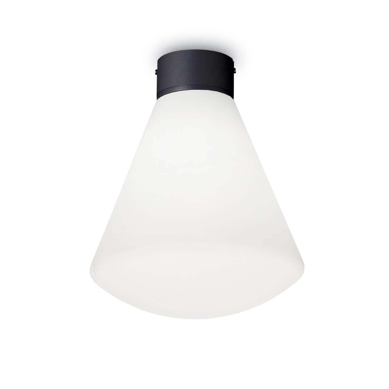 Уличный светильник Ideal Lux Ouverture PL1 Nero