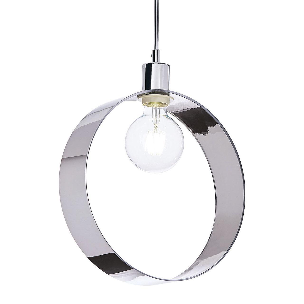 Подвесной светильник Ideal Lux Anello SP1 Cromo