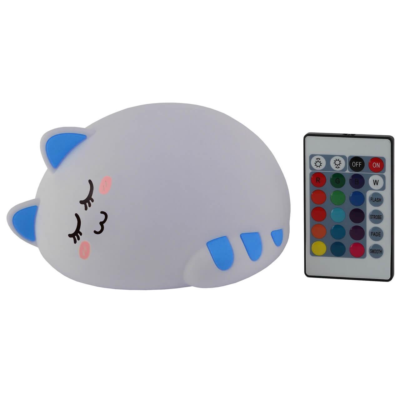 Настольная лампа ЭРА NLED-415-2W-BU Б0041095