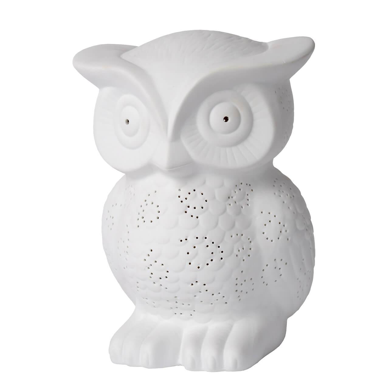 Настольная лампа Lucide Owl 13505/01/31