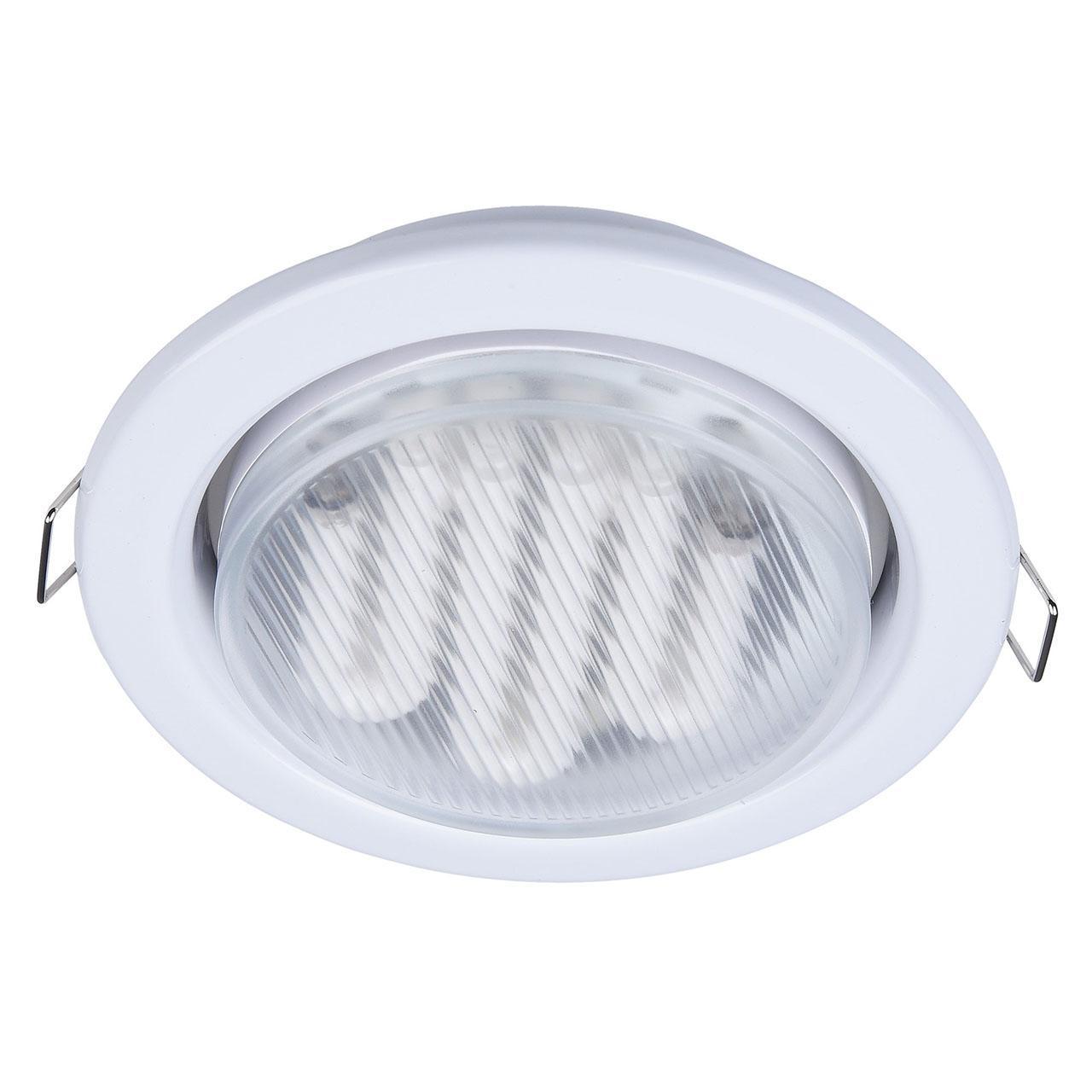 Встраиваемый светильник Maytoni Metal DL293-01-W