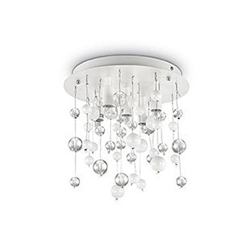 Потолочный светильник Ideal Lux Neve PL5 Bianco