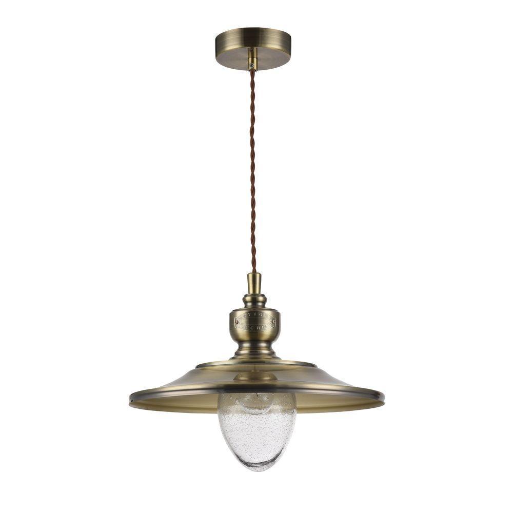 Подвесной светильник Maytoni Senna T236-PL-01-R