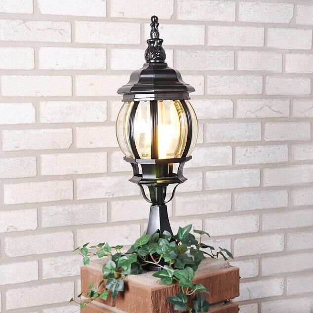 Уличный светильник Elektrostandard Classic NLG9913-D 4607176195996