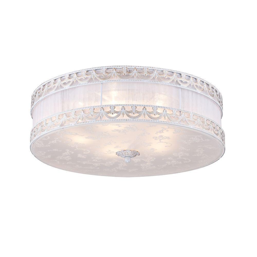 Потолочный светильник Maytoni Mantissa C910-CL-05-W