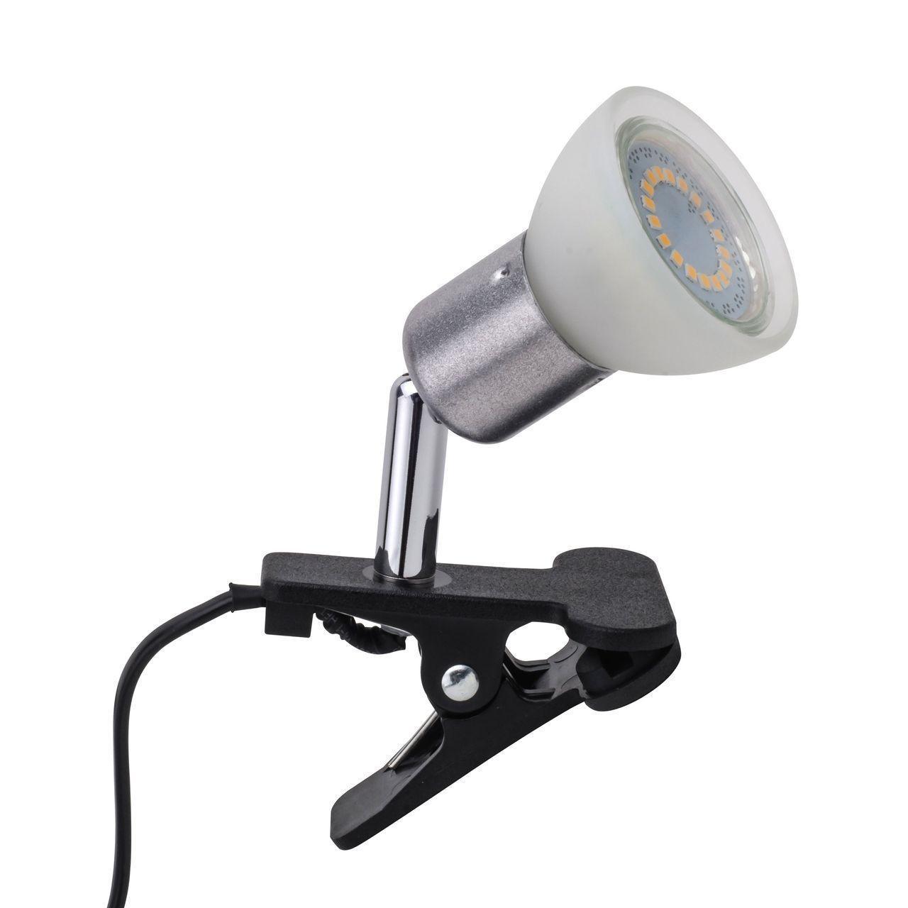 Настольная лампа Spot Light Clips 2501102