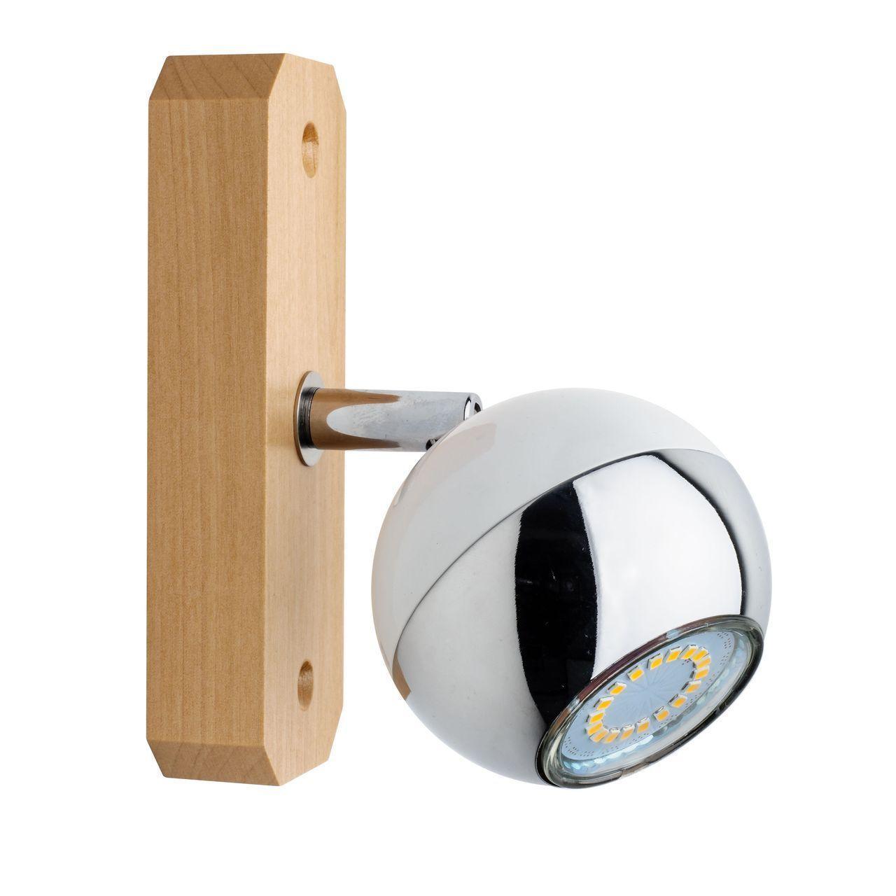 Светодиодный спот Spot Light Bianca Wood 2512160