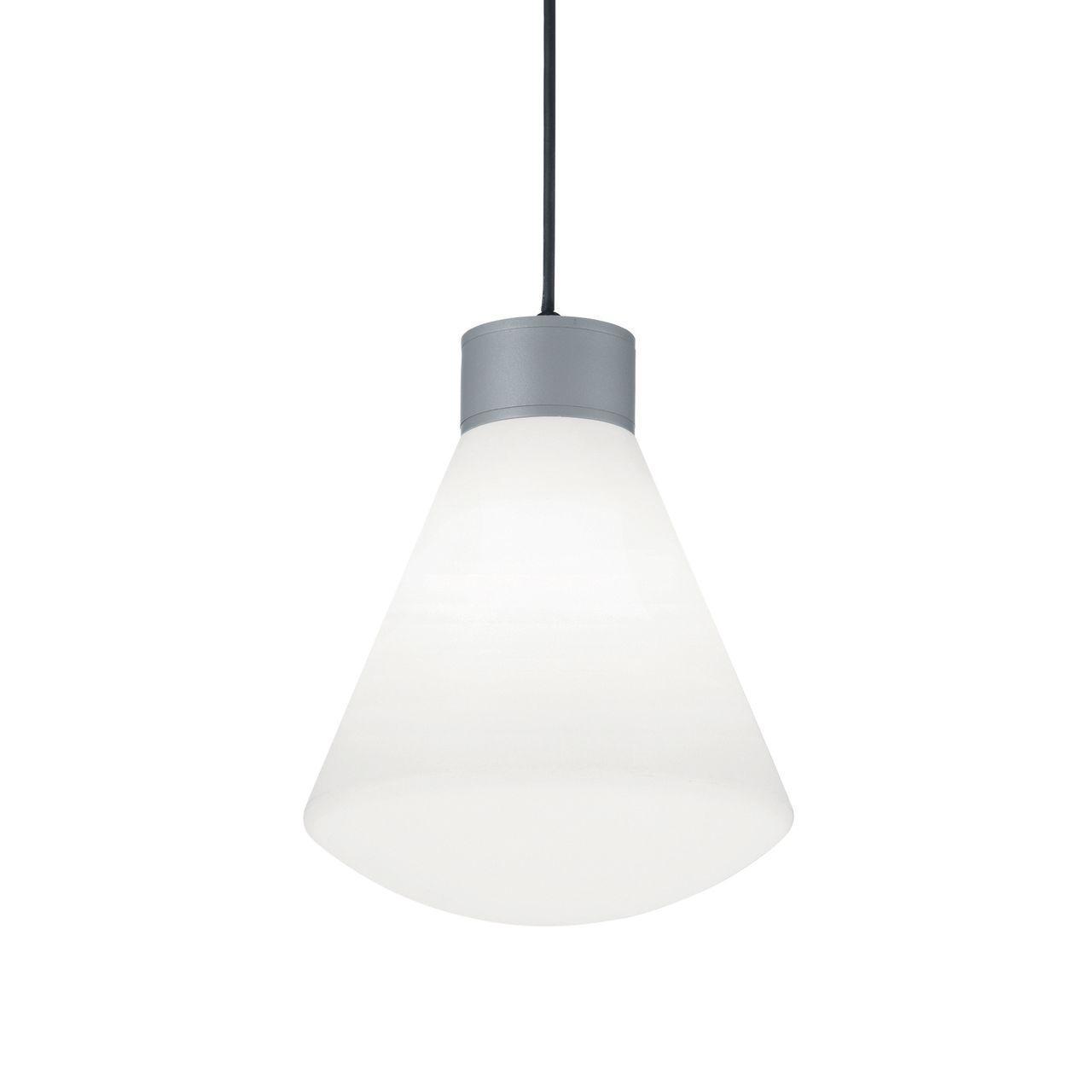 Уличный подвесной светильник Ideal Lux Ouverture SP1 Grigio