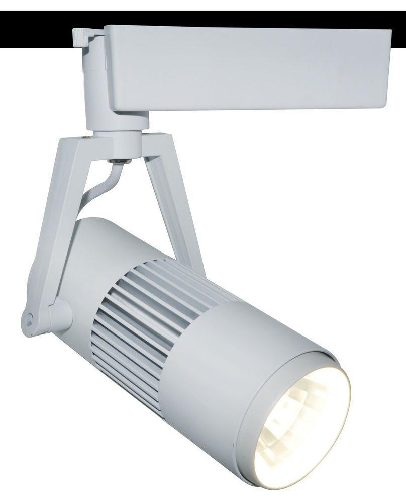 Трековый светильник Arte Lamp Track Lights A6520PL-1WH