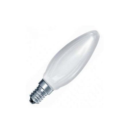 Лампа накаливания E14 60W 2700K матовая 4008321410719