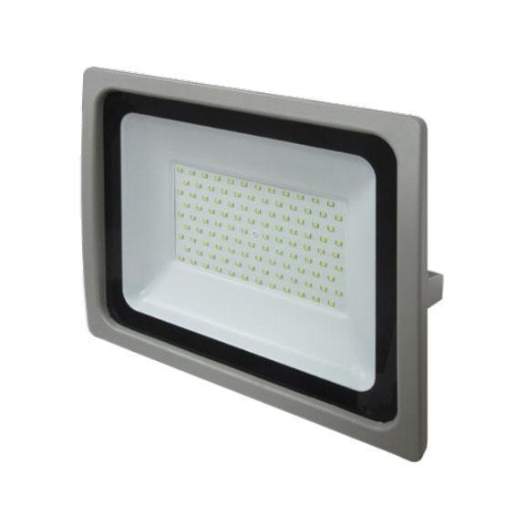 Прожектор светодиодный (UL-00001917) Uniel 150W 6000K ULF-F16-150W/DW IP65 185-240В Silver