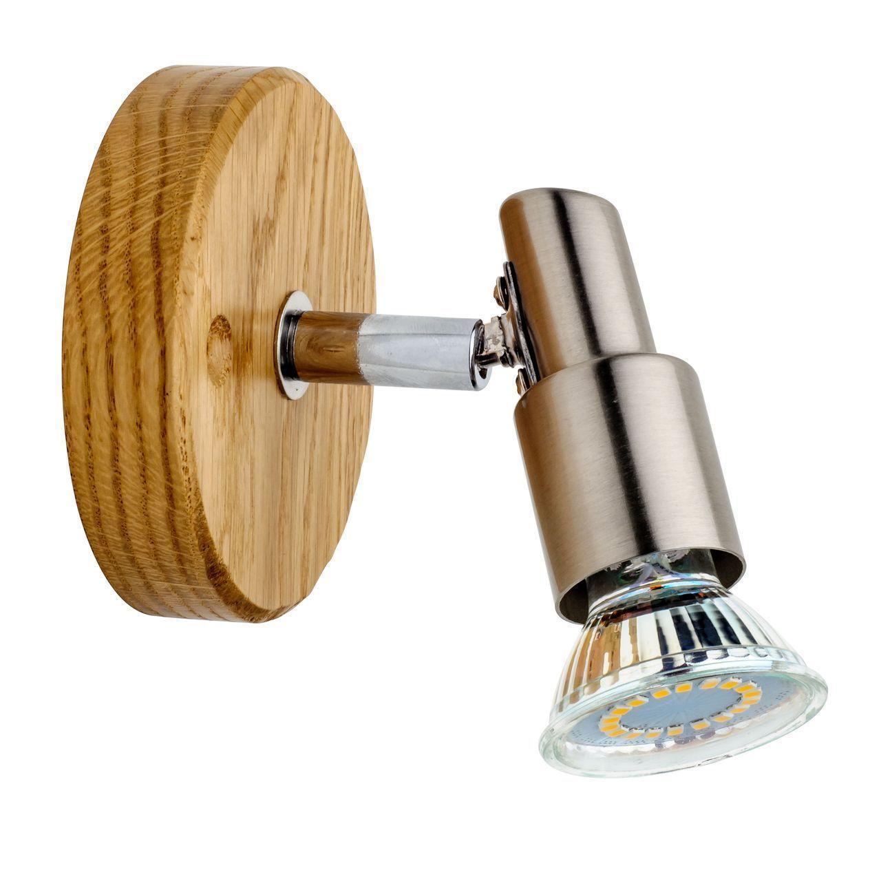 Светодиодный спот Spot Light Classic Wood 2994170