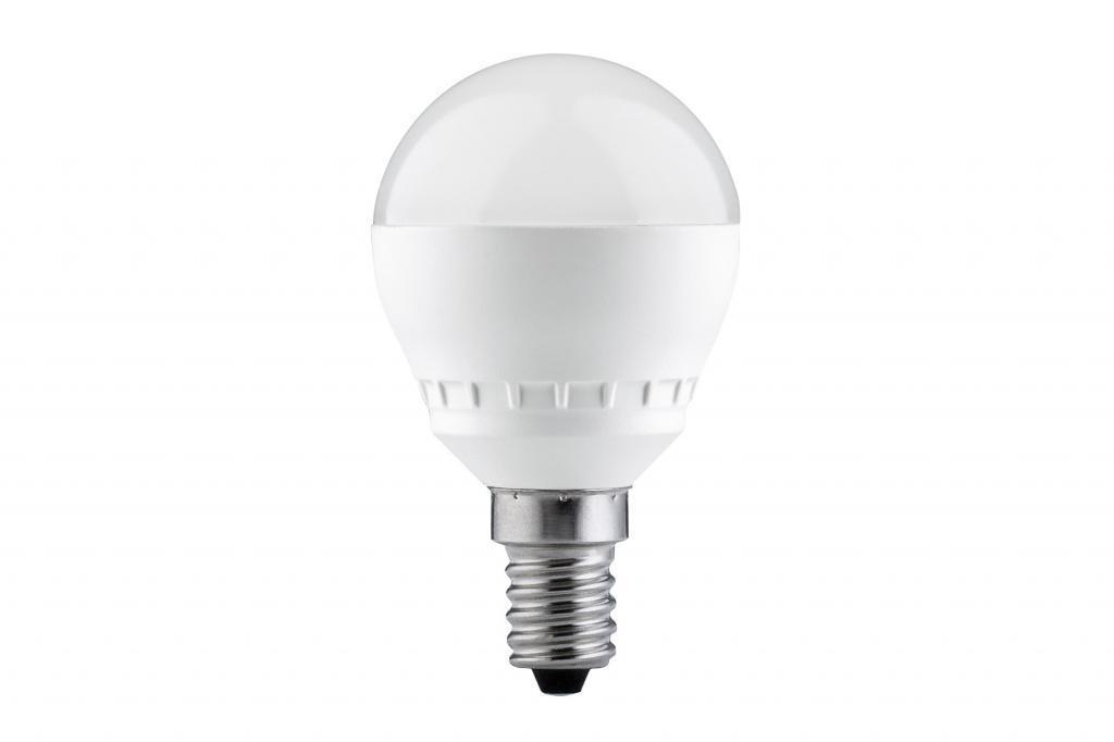 Лампа светодиодная E14 6,5W 2700K матовая 28242