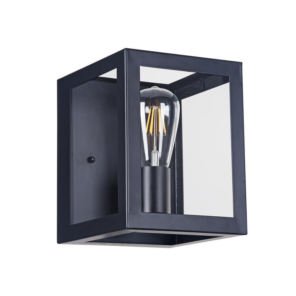 Настенный светильник Maytoni Delphi T354-WL-01-B