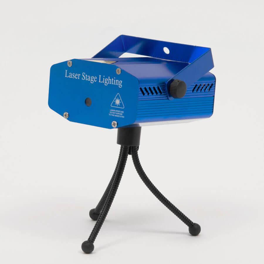 Лазерный светильник-проектор UDL-Q350 6P/G BLUE UL-00001185