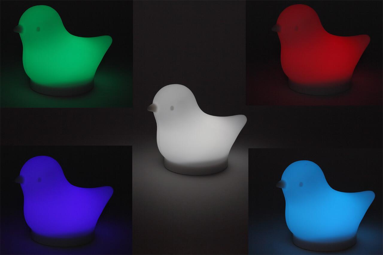 Настольная лампа ЭРА NLED-412-1W-W Б0041089