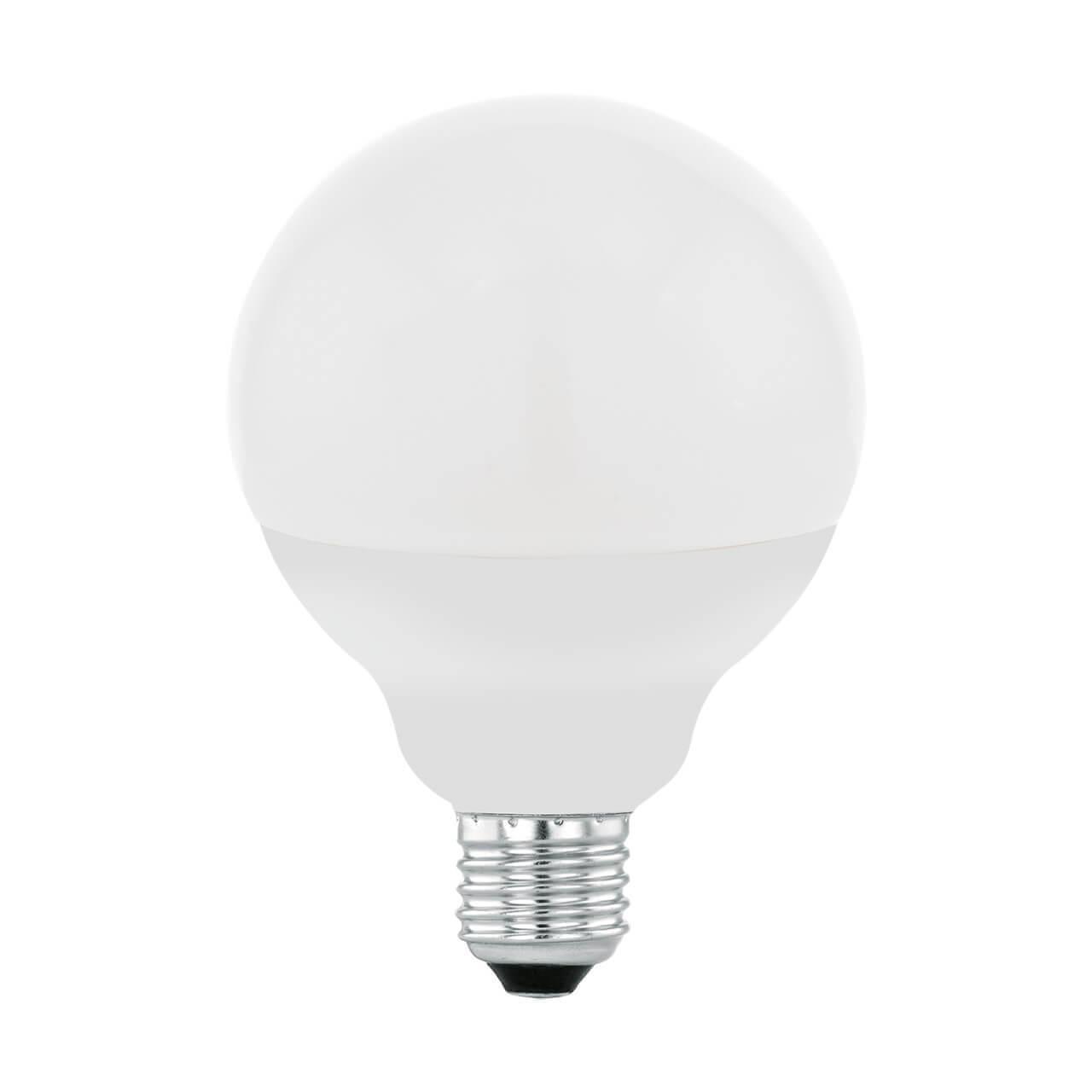 Лампа светодиодная Eglo E27 13W 2700-6500K матовая 11659