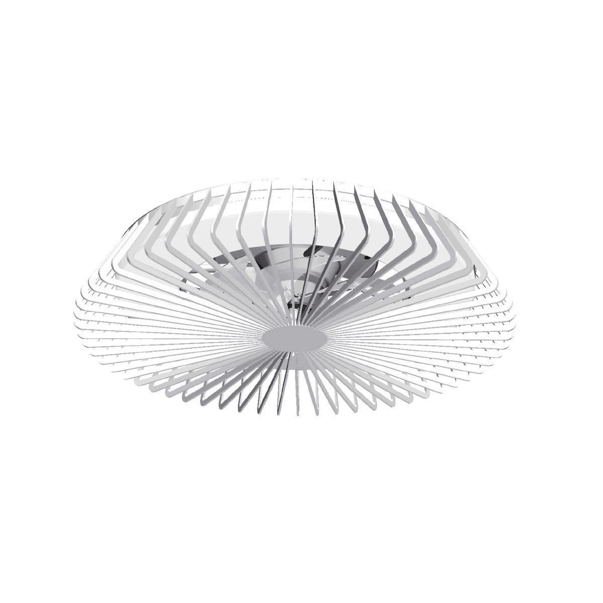 Потолочная светодиодная люстра-вентилятор Mantra Himalaya 7120