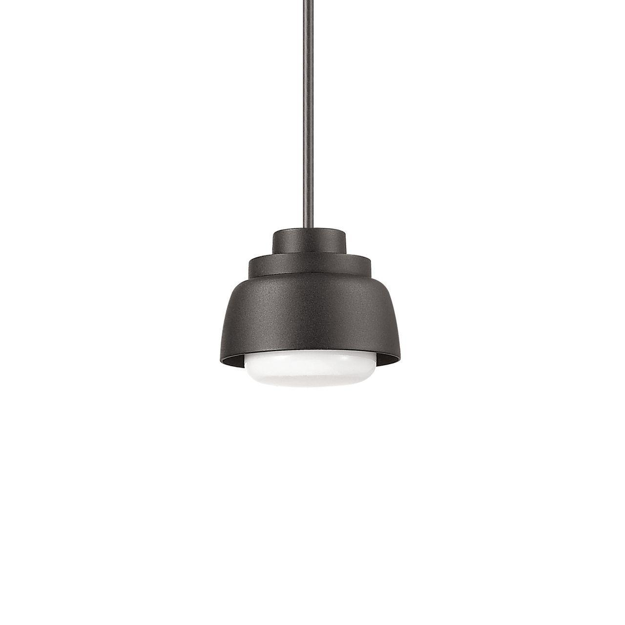 Уличный подвесной светодиодный светильник Ideal Lux Marmalade SP1 Nero