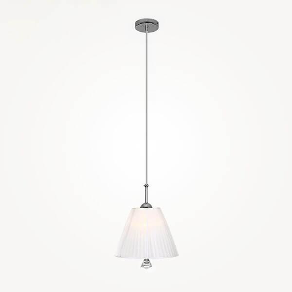 Подвесной светильник Eurosvet Валенсия 70042/1 хром