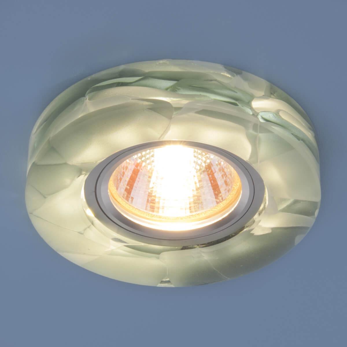 Встраиваемый светильник Elektrostandard 6062 MR16 Grey серый 4690389068591