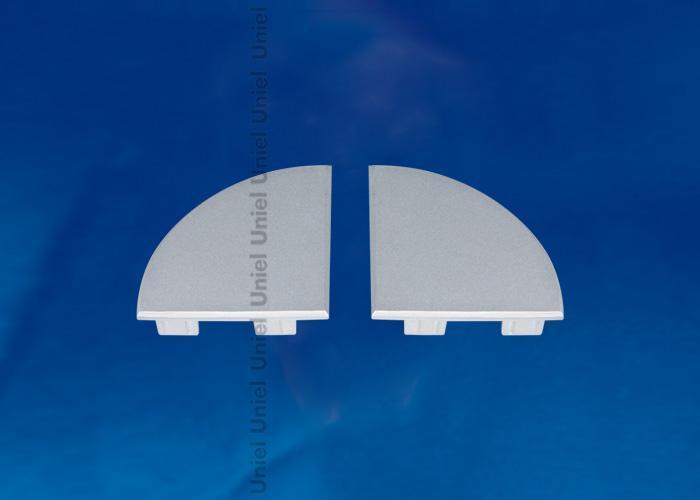 Набор заглушек (UL-00000629) Uniel UFE-N09 Silver
