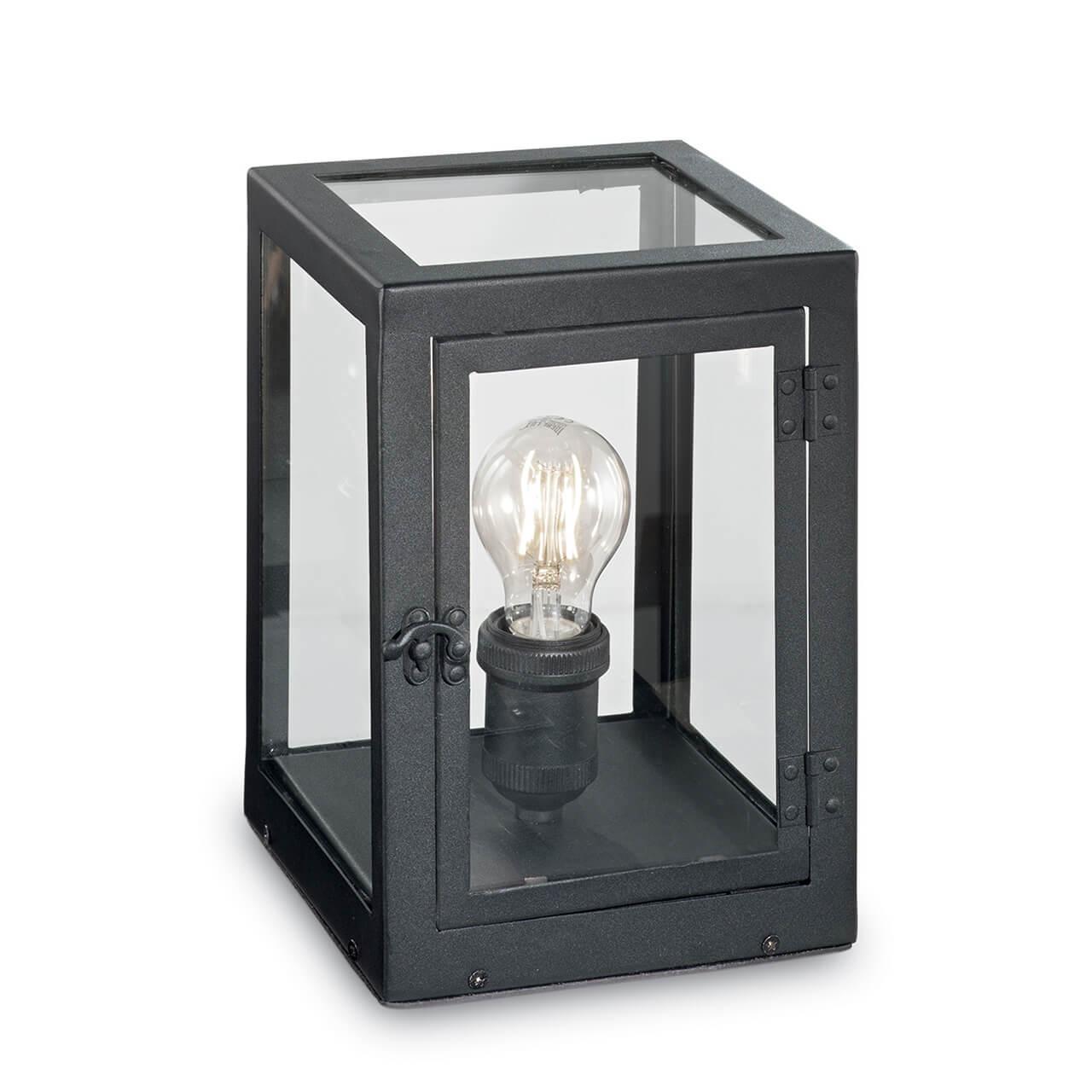 Настольная лампа Ideal Lux Igor TL1 Nero