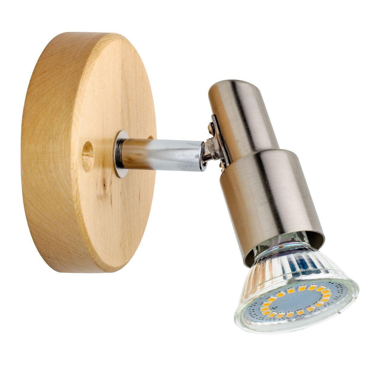 Светодиодный спот Spot Light Classic Wood 2994160