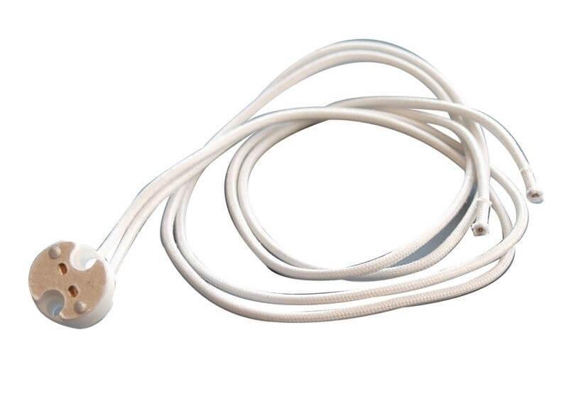 Розетка Deko-Light socket G4-GY6,35 inkl. 50 cm cable 100250