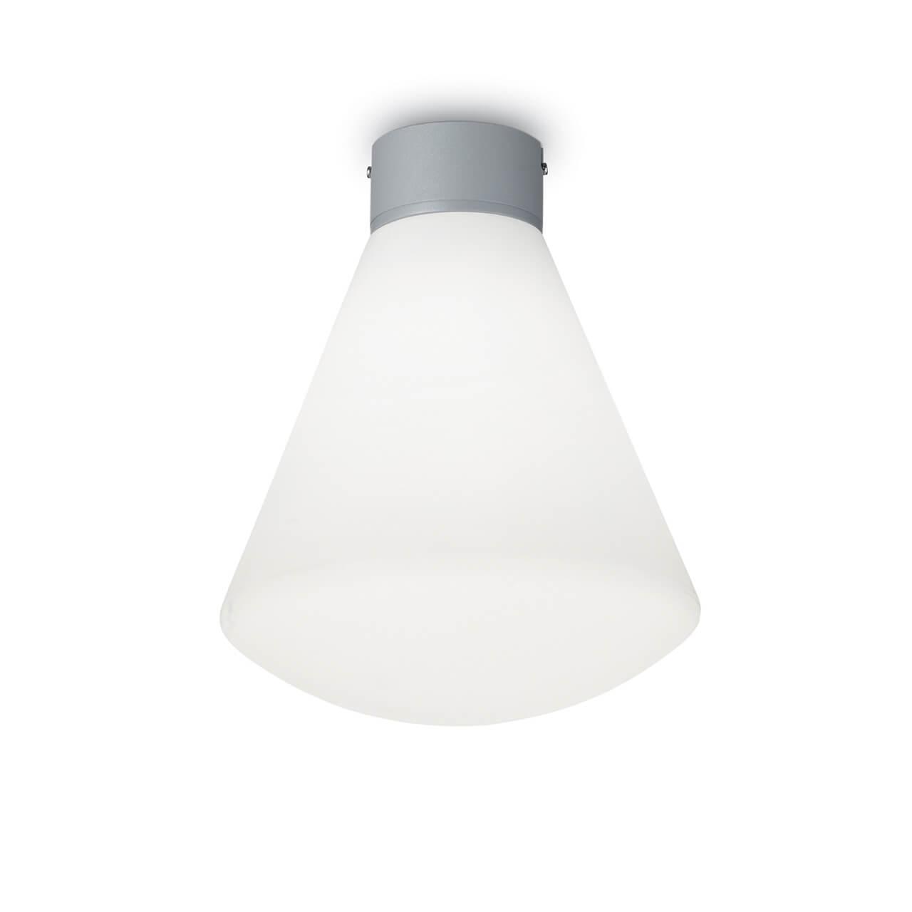 Уличный светильник Ideal Lux Ouverture PL1 Grigio
