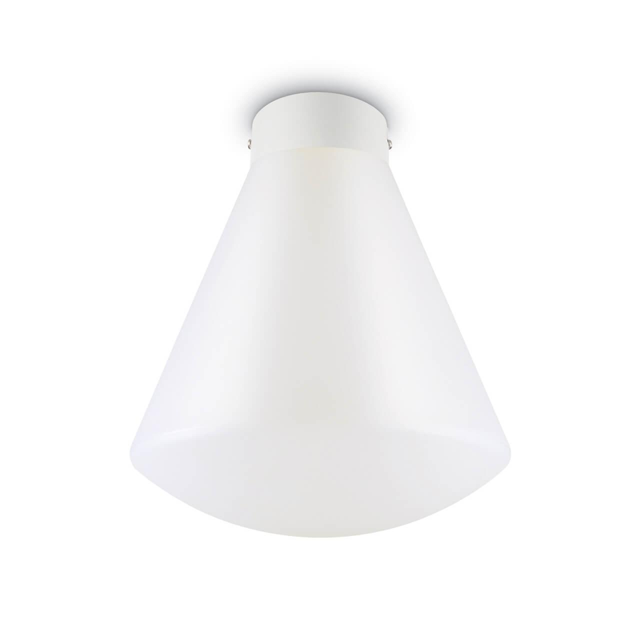 Уличный светильник Ideal Lux Ouverture PL1 Bianco