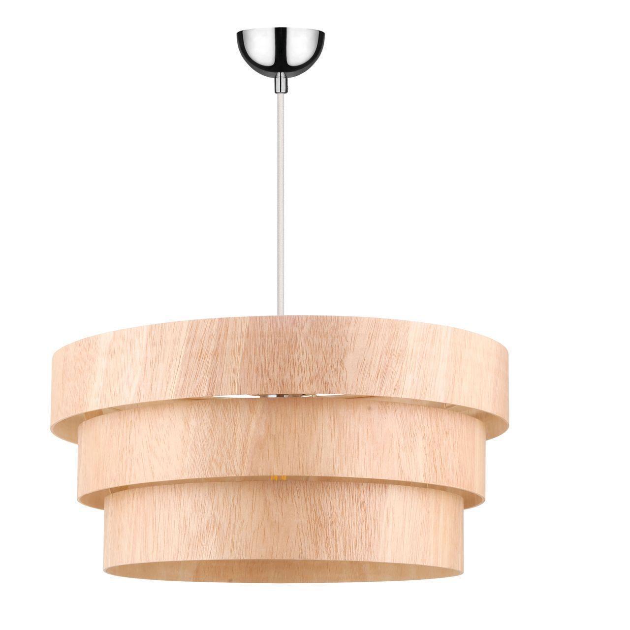 Подвесной светильник Spot Light Kazuki Wood 1030846