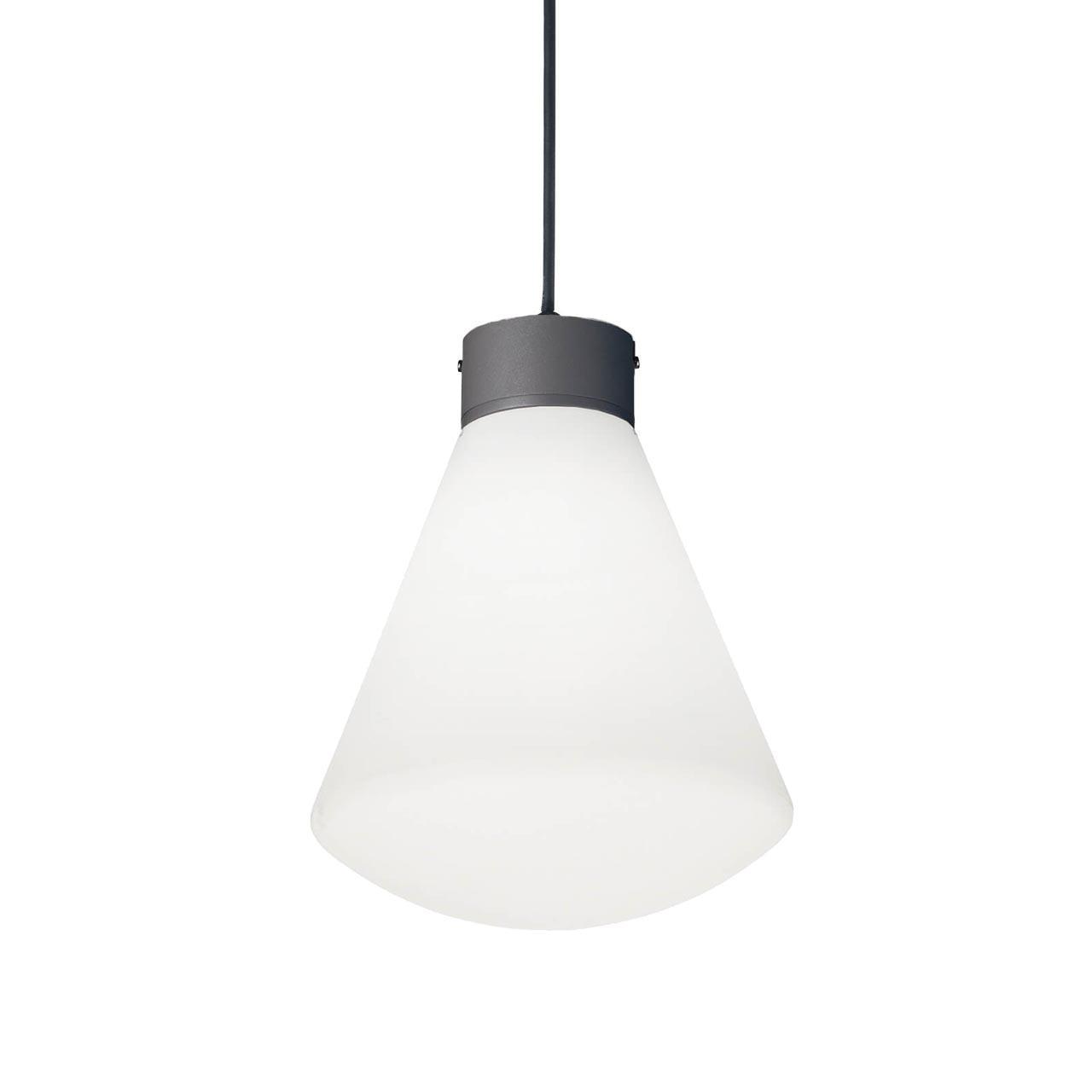 Уличный подвесной светильник Ideal Lux Ouverture SP1 Antracite