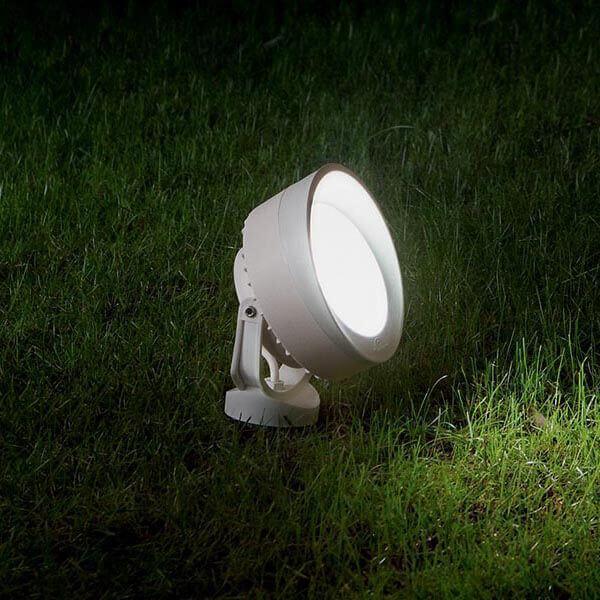 Ландшафтный светильник Ideal Lux Tommy PT Bianco 4000K 145310