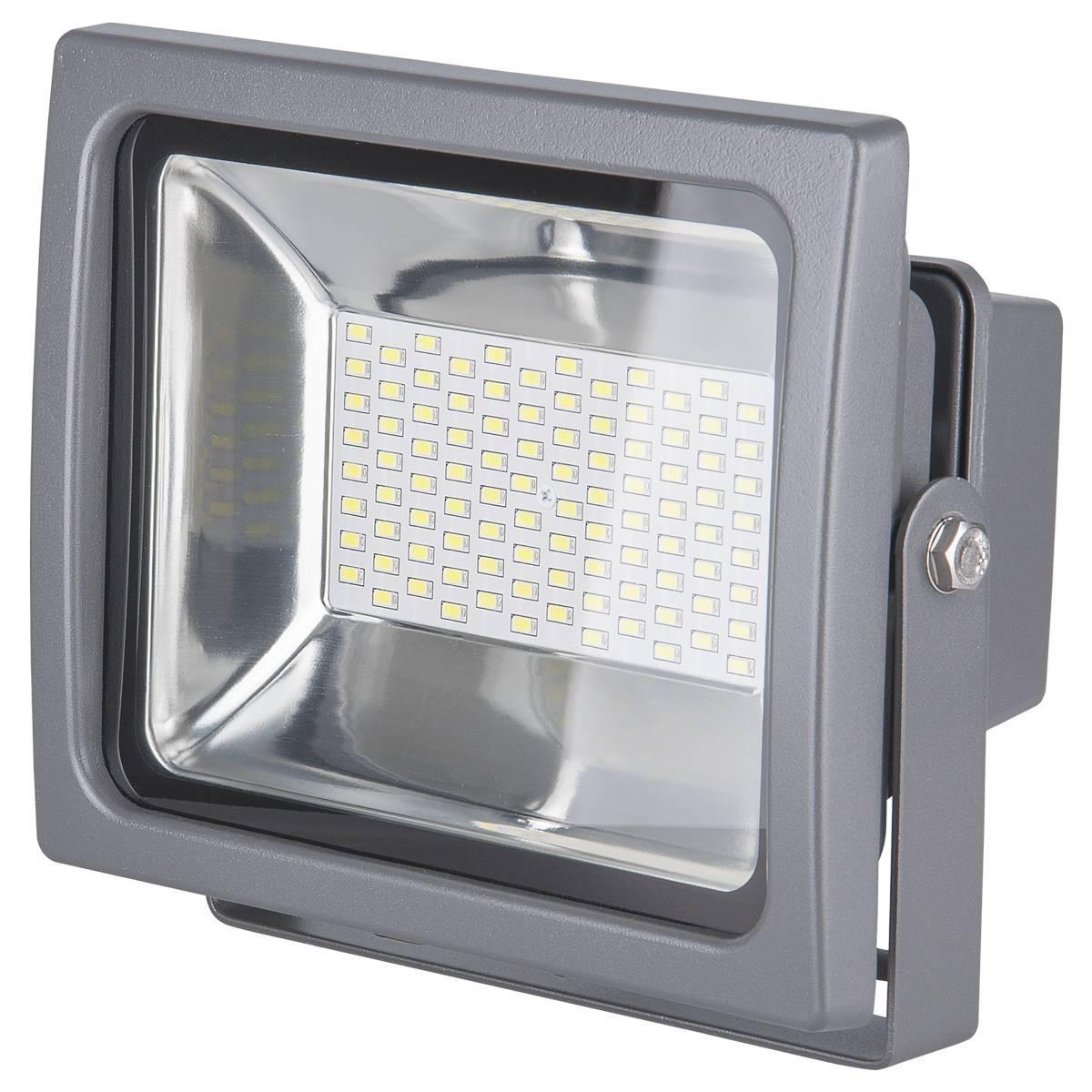 Прожектор светодиодный Elektrostandard 001 FL LED 50W 6500К 4690389080470