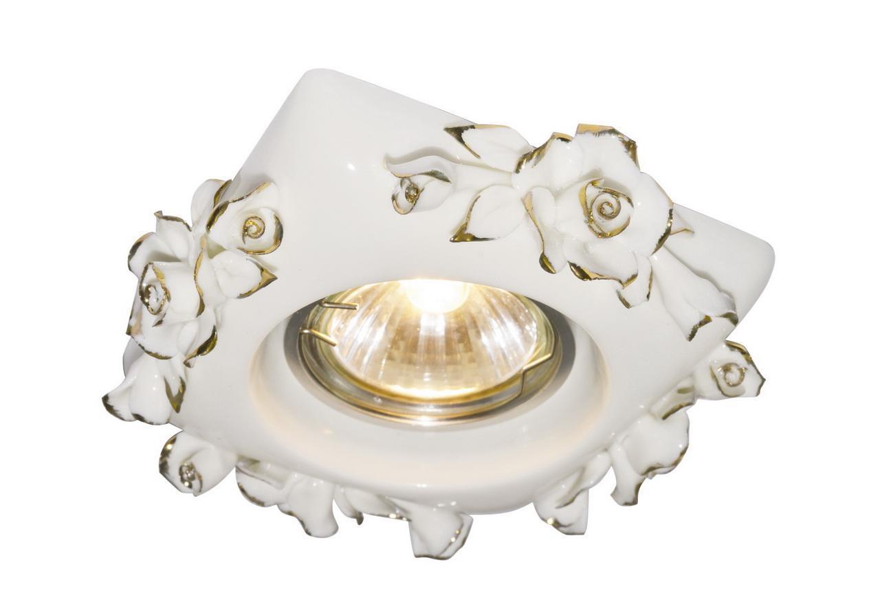 Встраиваемый светильник Arte Lamp Fragile A5234PL-1WG