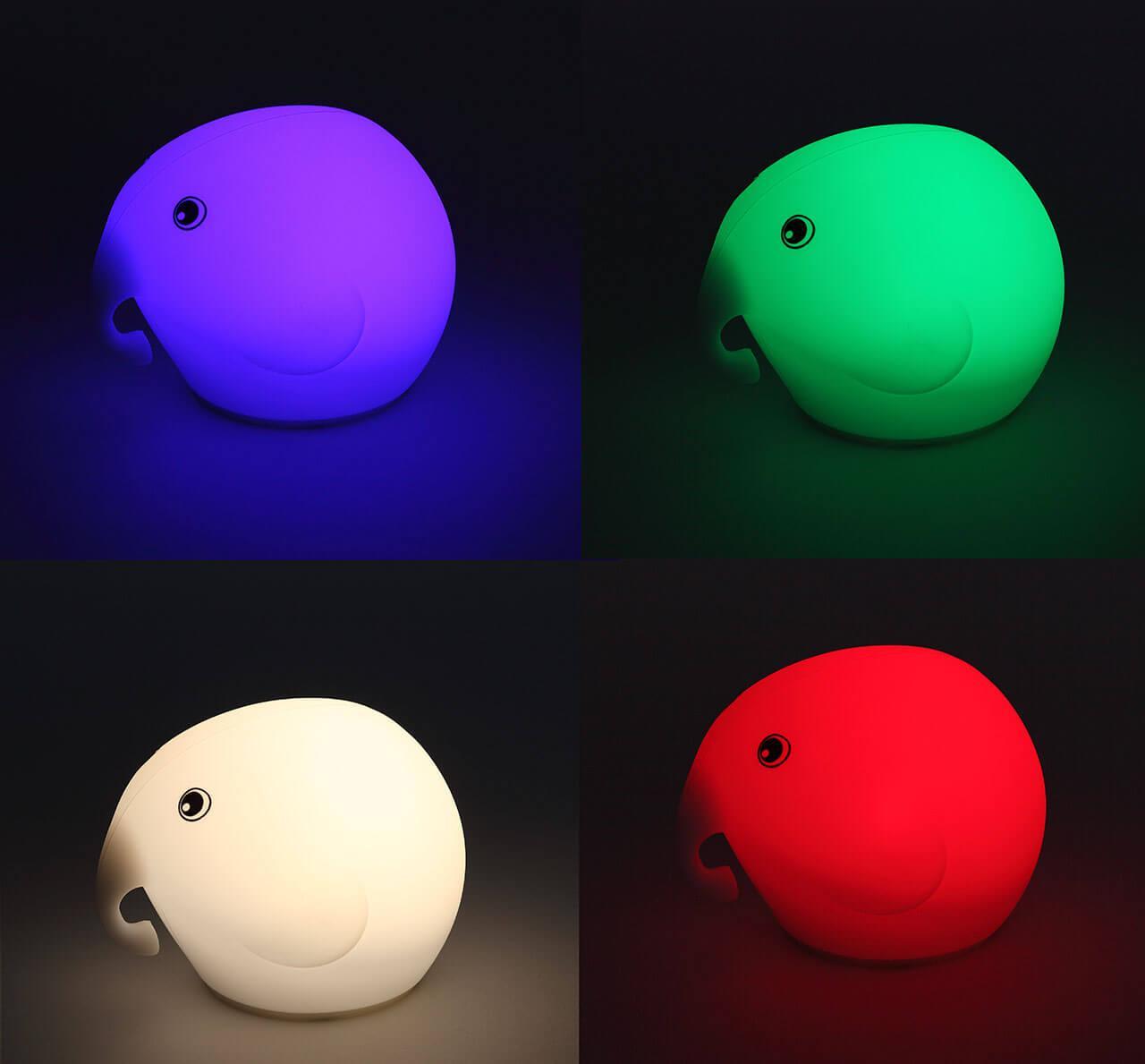 Настольная лампа ЭРА NLED-418-2W-W Б0044559