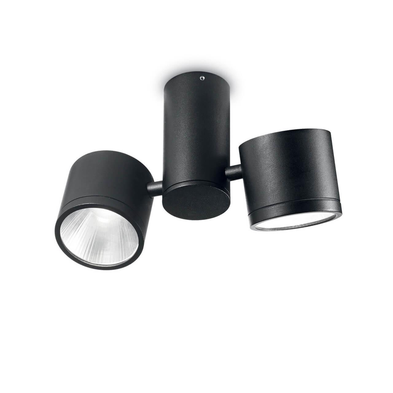 Уличный светодиодный светильник Ideal Lux Sunglasses Pl2 Nero