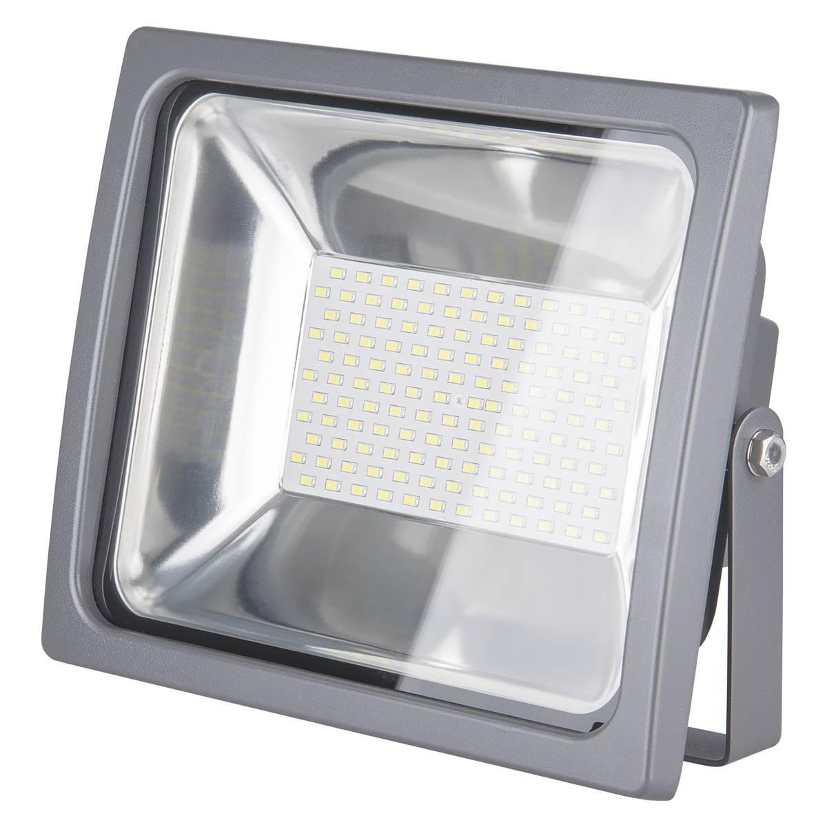 Прожектор светодиодный Elektrostandard 001 FL LED 100W 6500К 4690389080449