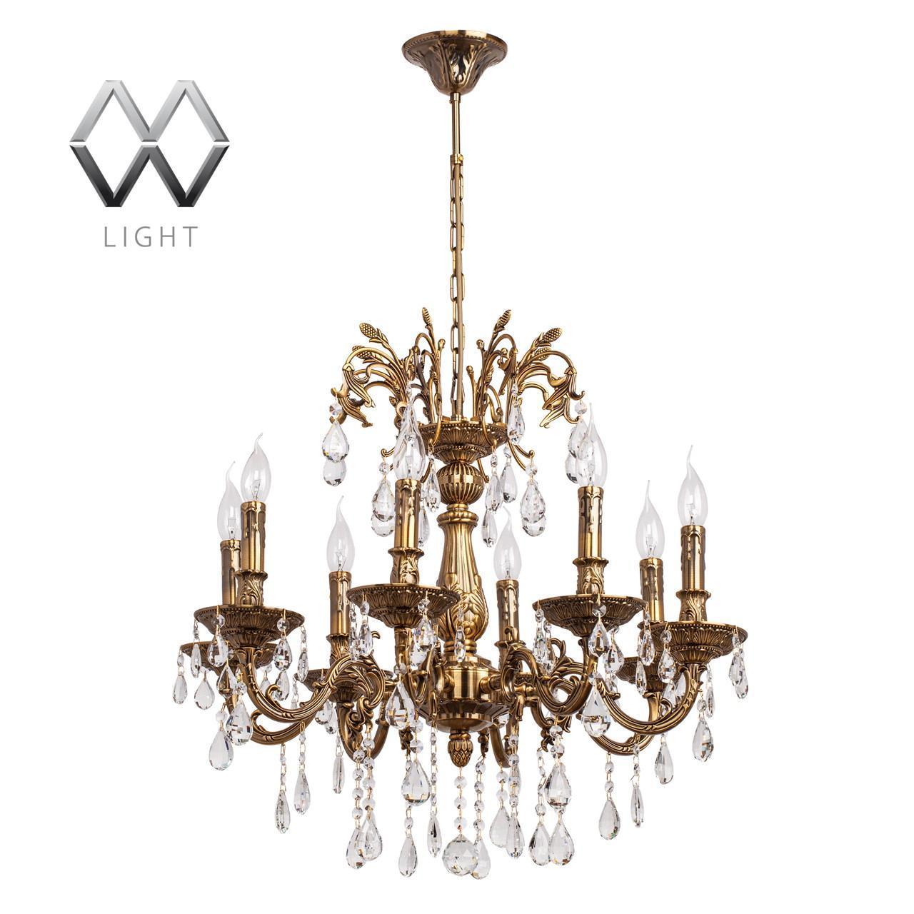 Подвесная люстра MW-Light Свеча 301015108